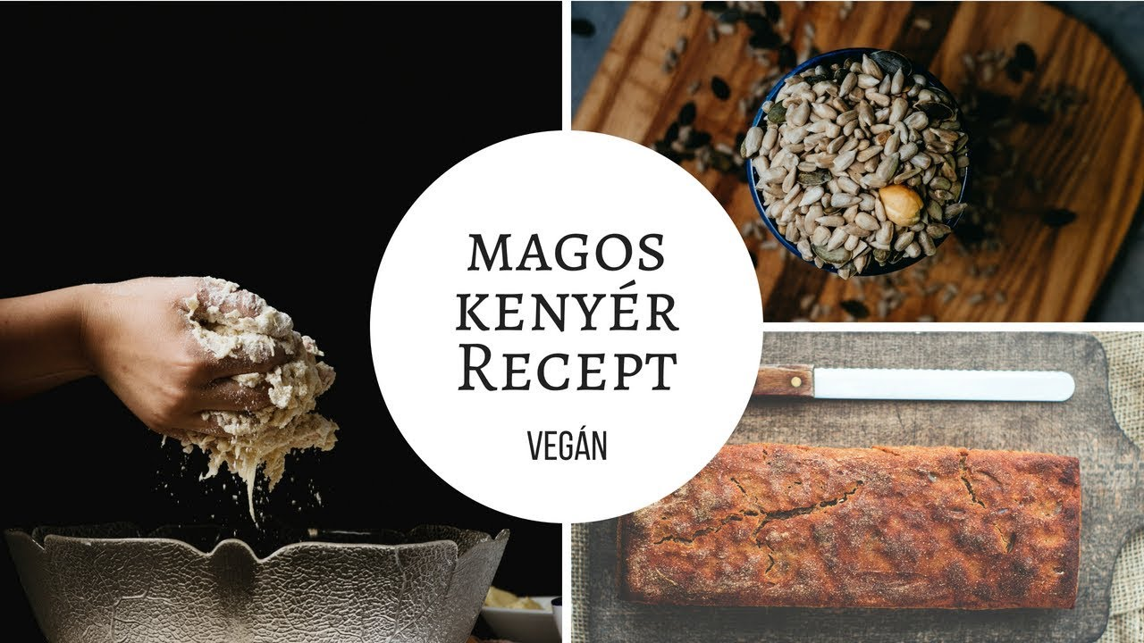 Photo of Vegán magos kenyér recept (Gluténmentes)