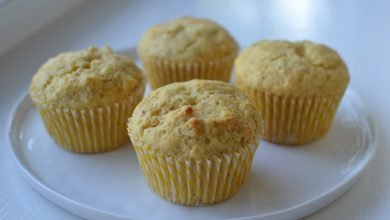 Photo of Narancsos Muffin Recept