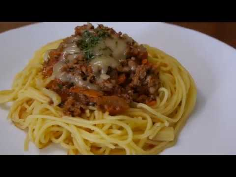 Photo of Gluténmentes Spagetti recept