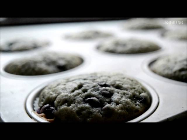 Photo of Áfonyás muffin | Vegan